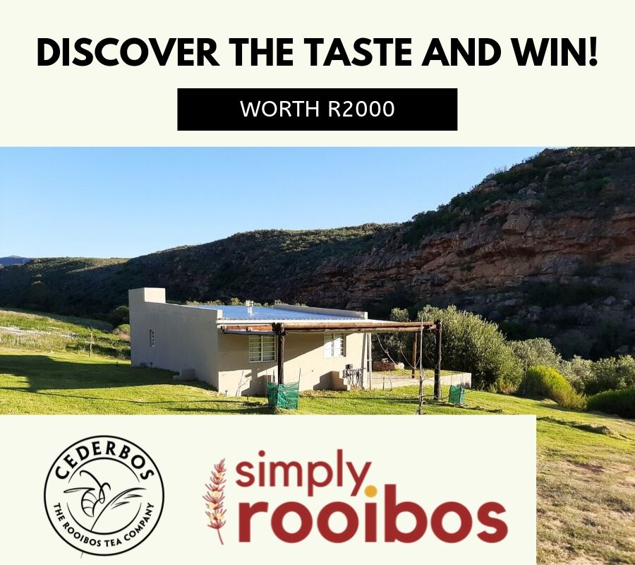Simply Rooibos and Cederbos Competiton