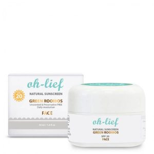 Oh-lief Natural Face Sunscreen. 50ml