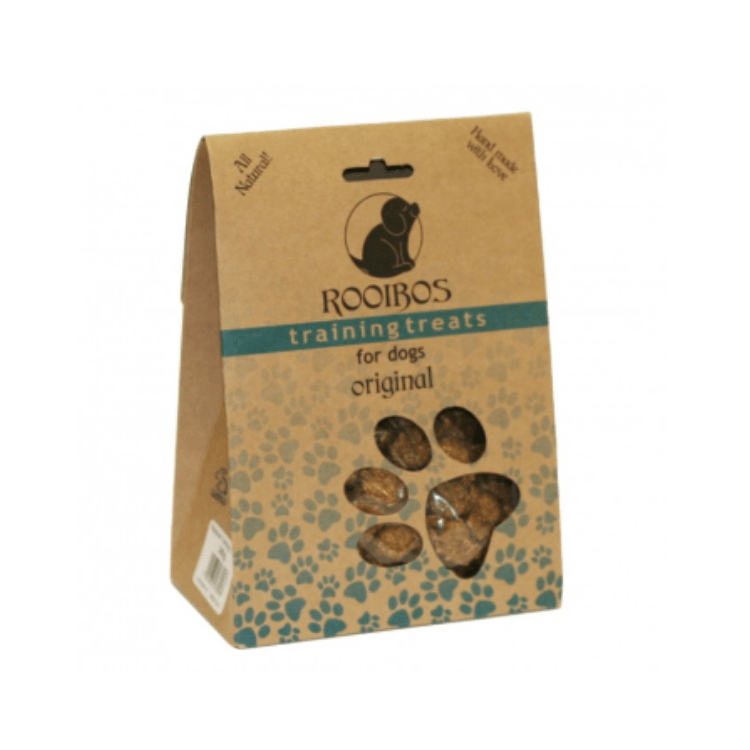 Rooibos Training Treats for dogs