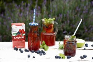 Superfruit Berry Rooibos Ice Tea Recipe