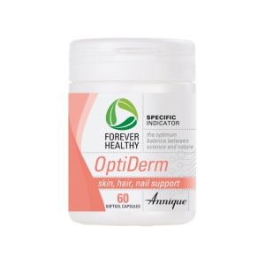Annique Forever Healthy OptiDerm for skin, hair and nail support